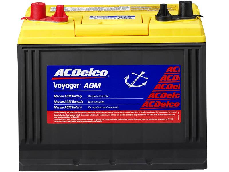 ACDelco M24AGM Professional AGM Group 24 Battery
