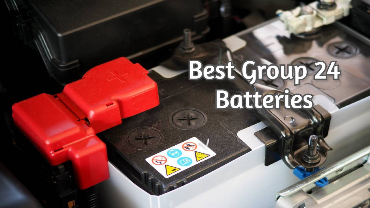 Best Group 24 battery