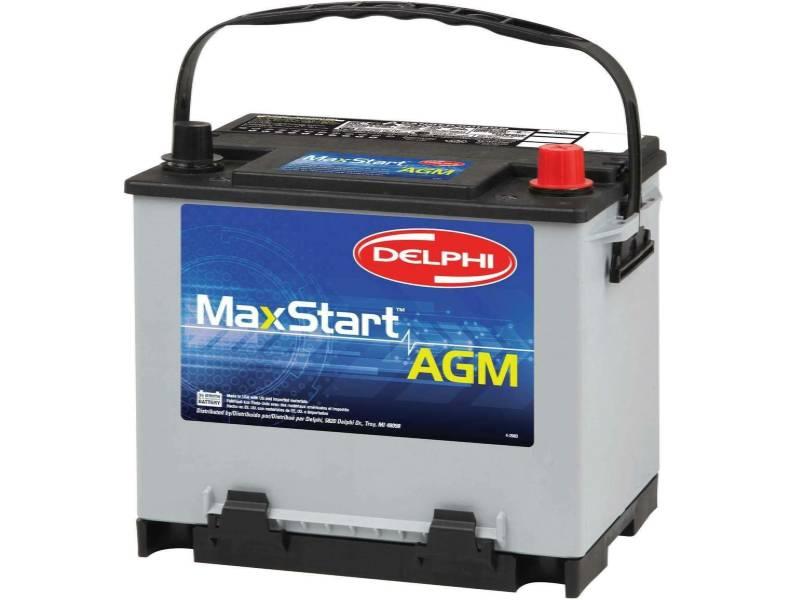 Delphi BU9035 MaxStart AGM Battery, Group Size 35