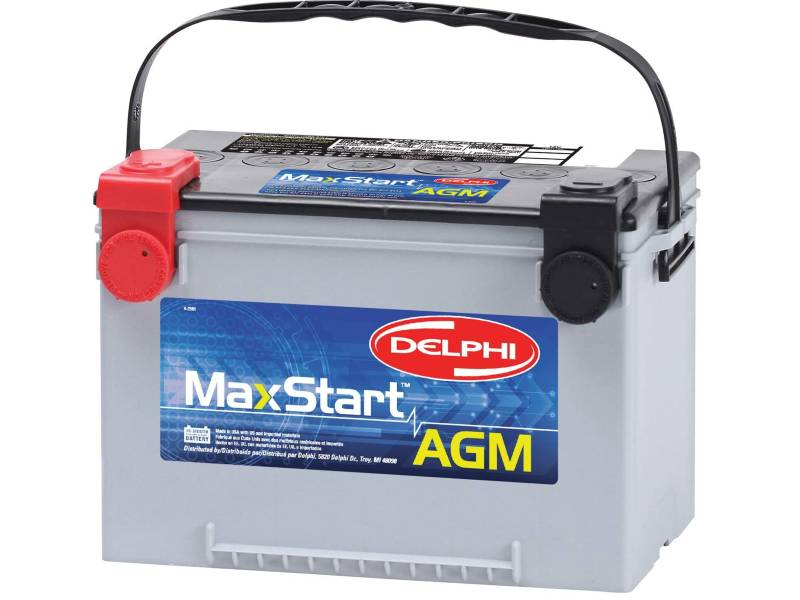 Delphi BU9078 MaxStart AGM Battery, Group Size 78