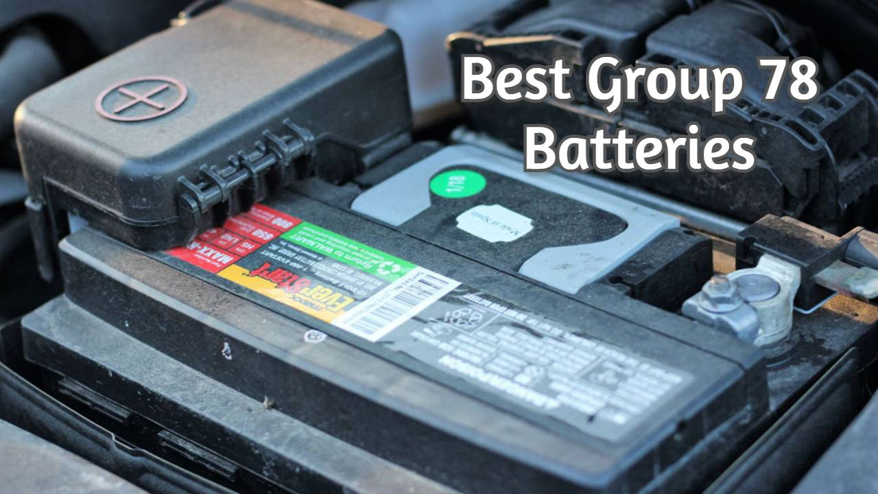 Group 78 Battery