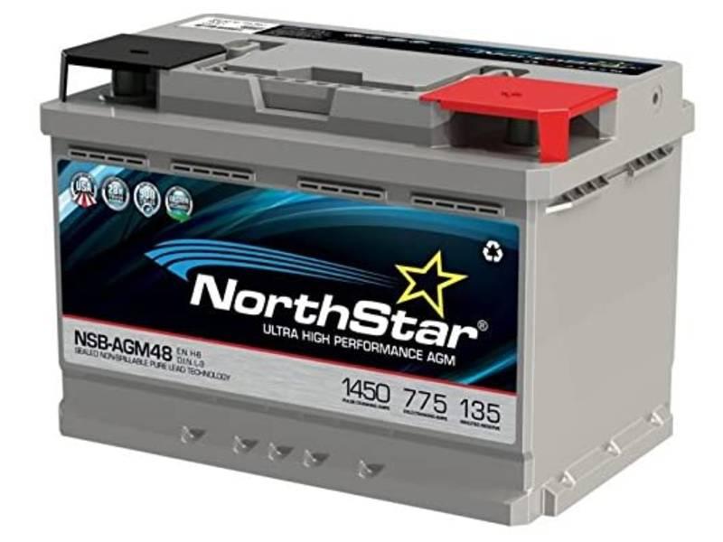 NORTHSTAR NSB-AGM48 Group 48/H6 Battery