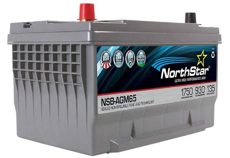 NORTHSTAR NSB-AGM65 Automotive Group 65 Battery