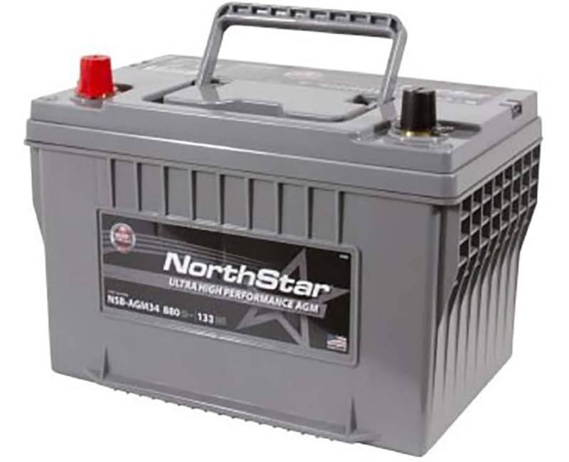 NorthStar Group 34 Battery NSB AGM34: