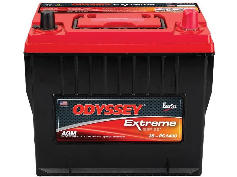 Odyssey 35-PC1400T Automotive Group 35 Battery
