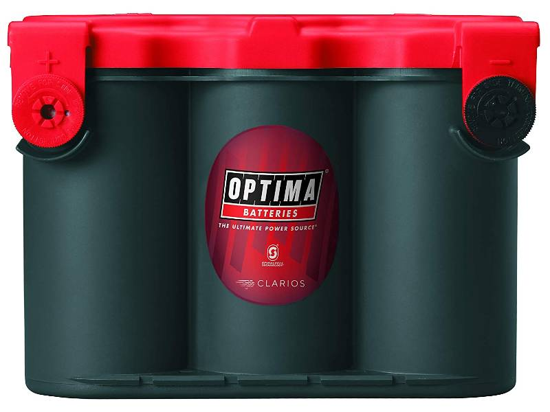 Optima 8078-109 RedTop Group 78 AGM Battery