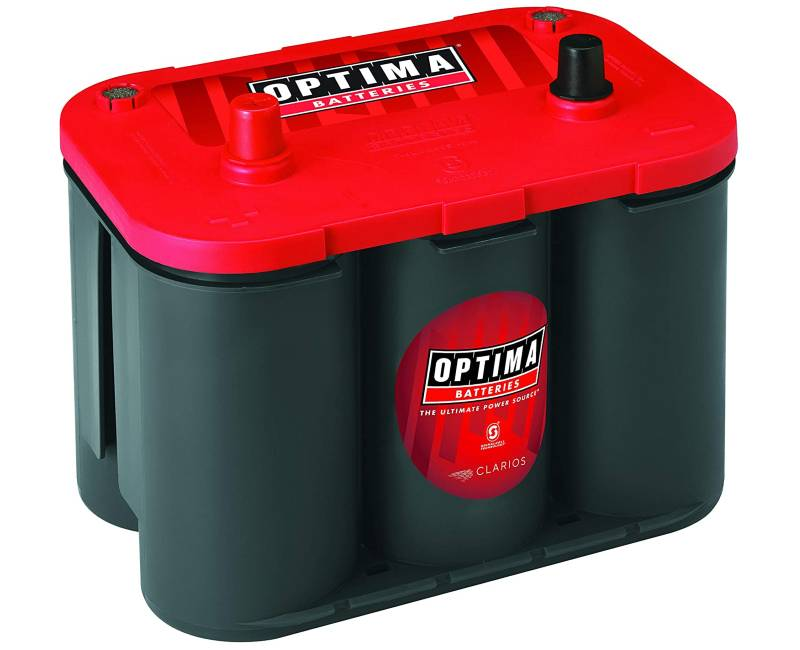 Optima Batteries 8002-002 34 RedTop Starting Battery Group 34