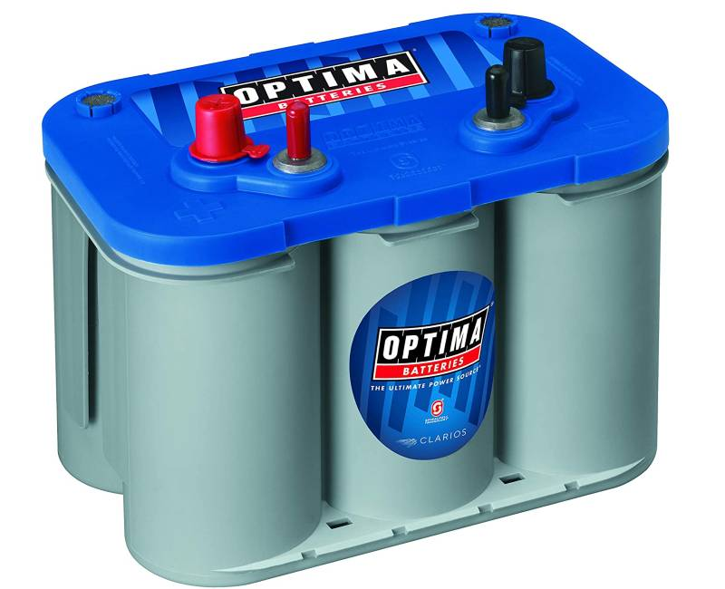 Optima Batteries 8016-103 D34M Cranking Battery Group 34:
