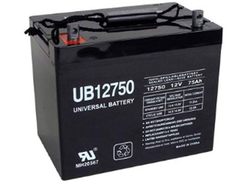 Universal Power Group UB12750-45821 12V 75AH Group 24 Battery