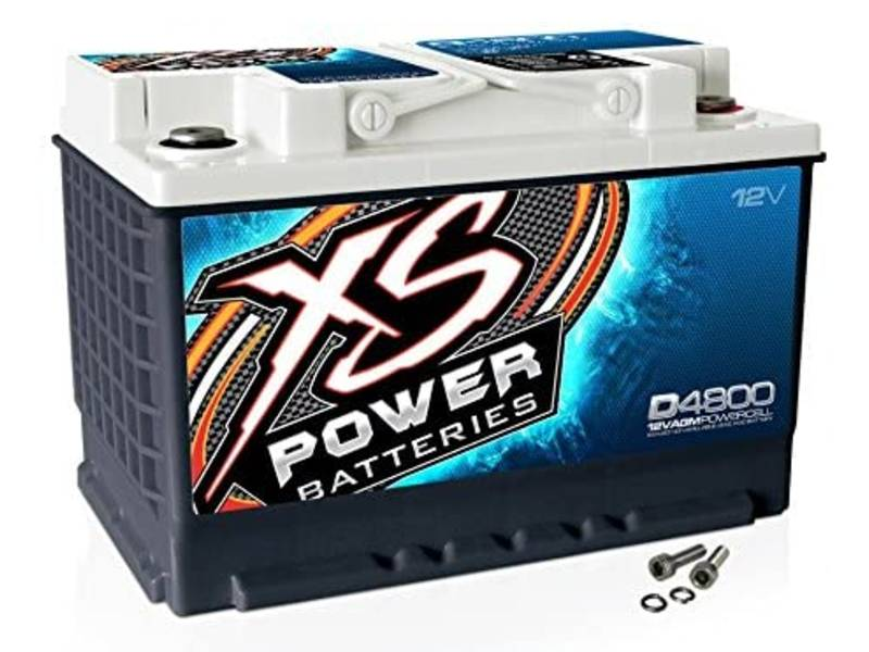 XS Power D4800 AGM Group 48 Battery H6