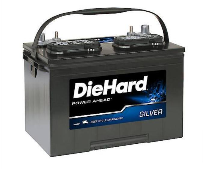 DieHard Group 27 Batteries
