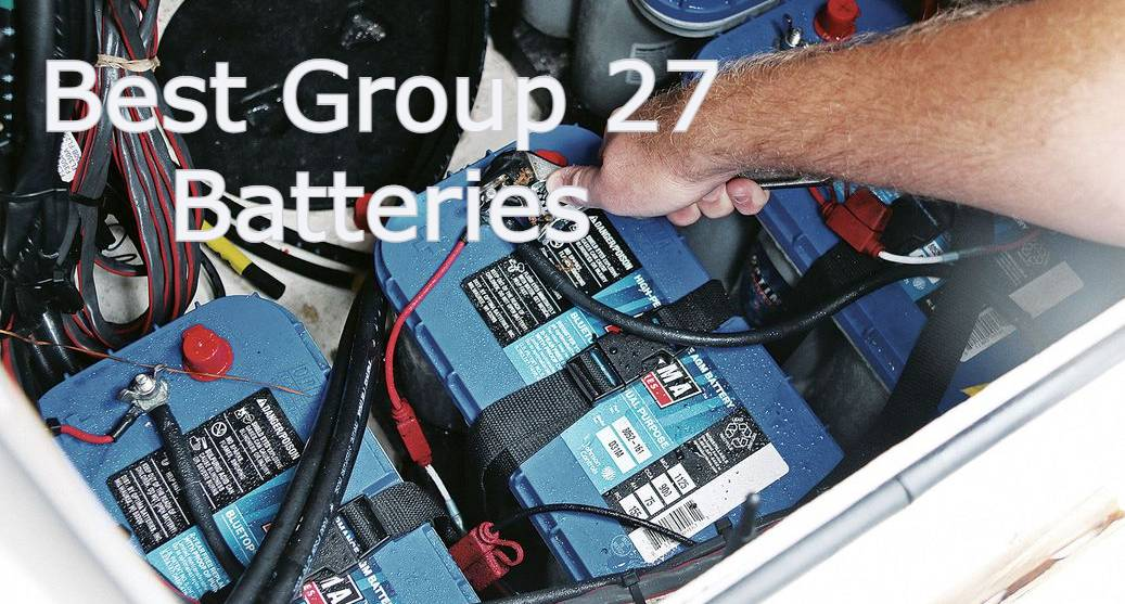 Group 27 battery