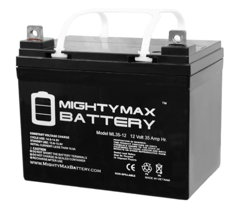 Mighty Max Battery ML35-12 U1 deep cycle battery
