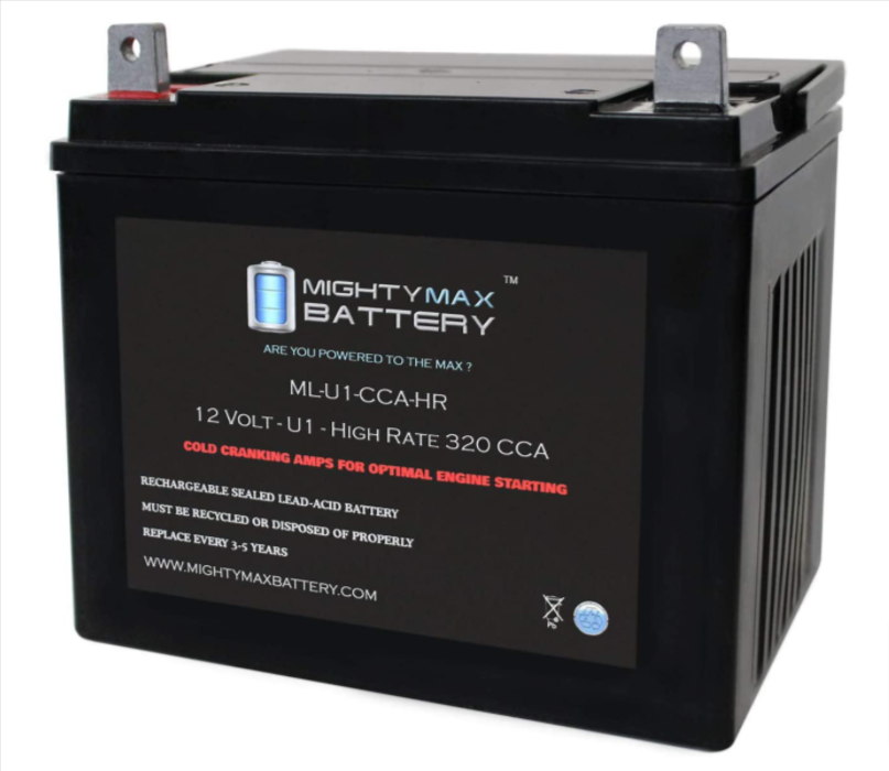 Mighty Max ML-U1 Battery