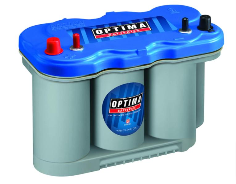 Optima 8027-127 BLUETOP Group 27 Battery