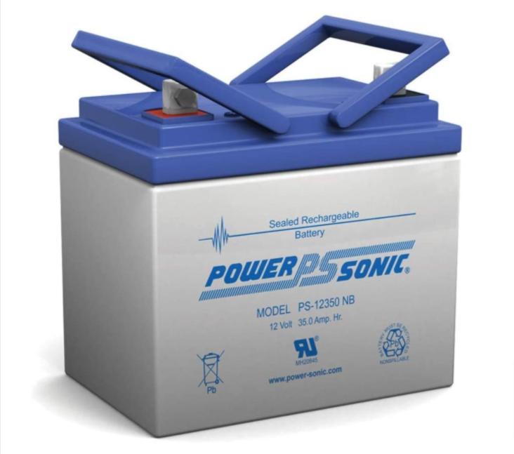 Power Sonic U1 Solar Battery